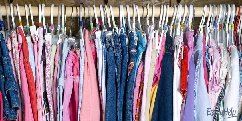 A Full Wardrobe