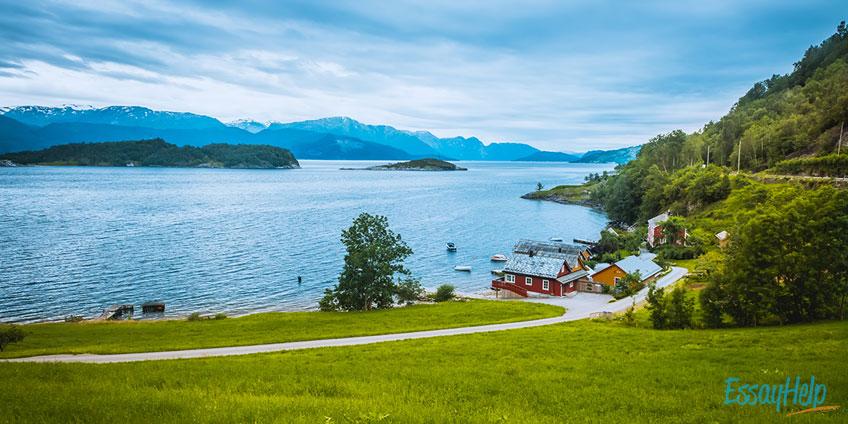 Scandinavian Fiord